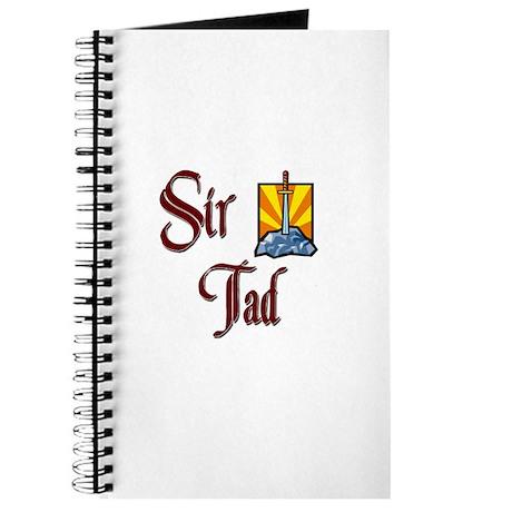 Sir Tad Journal