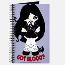 October the Vampire Journal