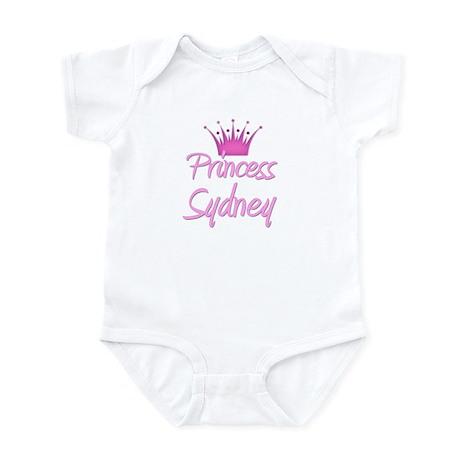 Princess Sydney Infant Bodysuit