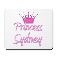 Princess Sydney Mousepad