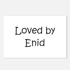 Enid Postcards (Package of 8)