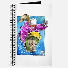 Snowboard Girl Journal
