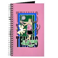 Girls Tennis Journal