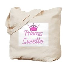 Princess Suzette Tote Bag