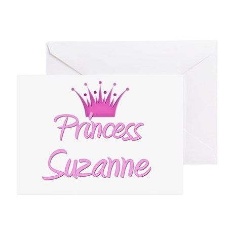 Princess Suzanne Greeting Cards (Pk of 20)