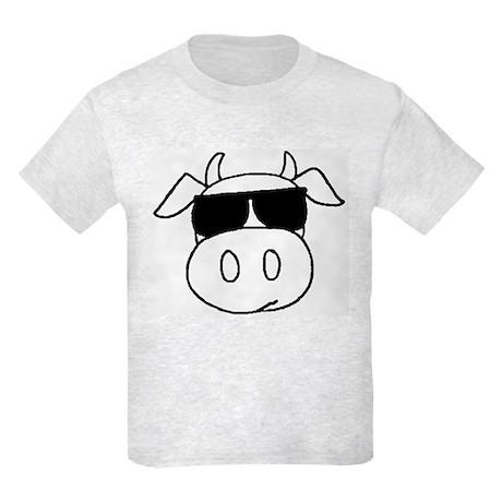 Cow Head Kids T-Shirt