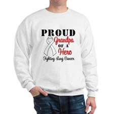 ProudGrandpaLungCancer Hero Jumper