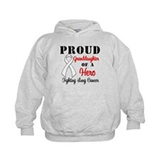 ProudGDLungCancer Hero Hoody