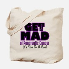 Get Mad At Pancreatic Cancer 1 Tote Bag