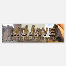 ABH Mojave National Preserve Bumper Bumper Sticker