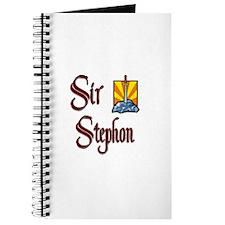 Sir Stephon Journal