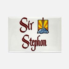 Sir Stephon Rectangle Magnet