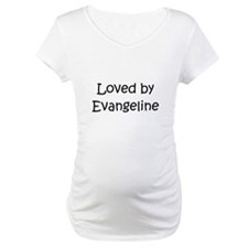 Unique Evangeline Shirt