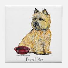 Feed Me Tile Coaster