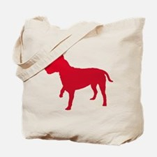 American Staffordshire Terrie Tote Bag