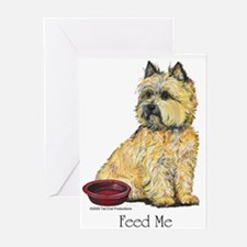 Feed Me Greeting Cards (Pk of 10)