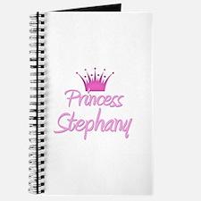 Princess Stephany Journal