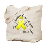 Endometriosis Month Tote Bag