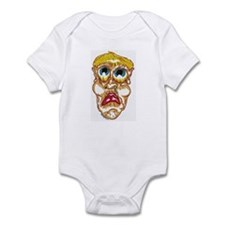 sad eyes Infant Bodysuit