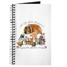 Humane Society Animal Rescue Journal