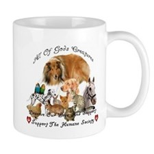 Humane Society Animal Support Mug