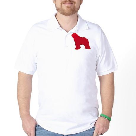 Bergamasco Sheepdog Golf Shirt