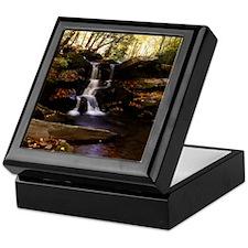 Seneca Creek Falls Keepsake Box