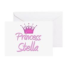 Princess Stella Greeting Card