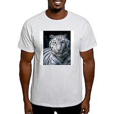 Tiger Ash Grey T-Shirt