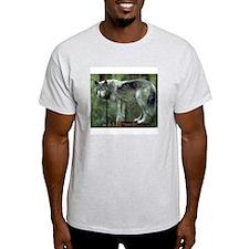 Wolf Ash Grey T-Shirt