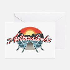 Threedown Adirondack Greeting Cards (Pk of 20)