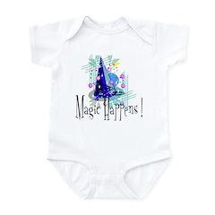 Magic Happens Infant Creeper