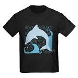 Dolphins kids Kids T-shirts (Dark)