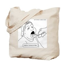 Cute Educated dropout Tote Bag