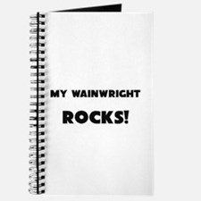 MY Wainwright ROCKS! Journal
