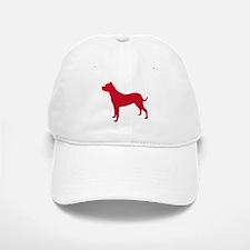 Dogo Argentino Baseball Baseball Cap