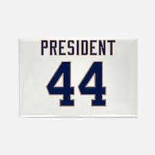 2008 44th President Rectangle Magnet