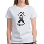 Melanoma Survivor Women's T-Shirt