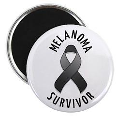 Melanoma Survivor Magnet