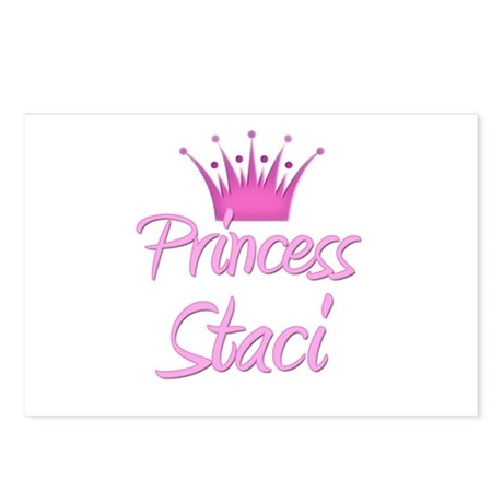 Princess Staci Postcards (Package of 8)