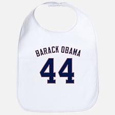 Barack Obama President 44 Bib