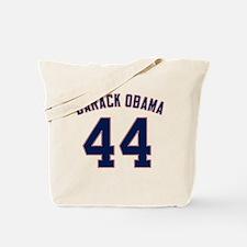 Barack Obama President 44 Tote Bag