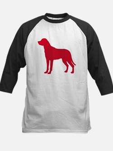 Greater Swiss Mountain Dog Kids Baseball Jersey