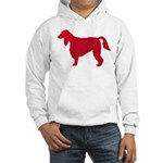 Irish Setter Hooded Sweatshirt