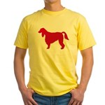 Irish Setter Yellow T-Shirt