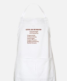 Lvl 80 Husband BBQ Apron