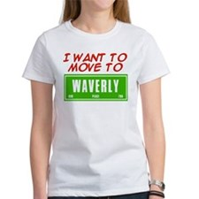 I Want to Move Tee