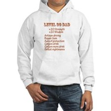 Level 80 Dad Hoodie