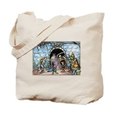 Labyrinth Lord Tote Bag