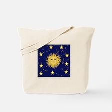 Cool Smiling sun Tote Bag